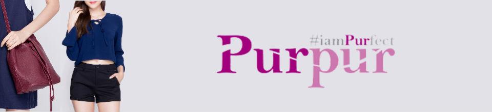 Purpur Banner